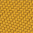 Stock Photo: Seamless Texture of Woven Rattan.