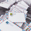 Pile of Envelopes. — Stock Photo #24142025
