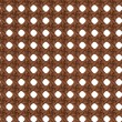 Seamless Texture of Wooden Brown Rattan. — Stock Photo #24142125