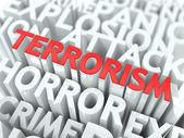 Terrorism Concept. — Stock Photo