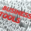 Business Tools Concept. — Stock Photo #24860029
