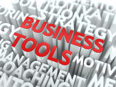 Business Tools Concept. — Stock Photo
