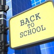 Education Concept. Back to School. - Stock Photo