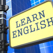 Learning Language - English Concept. — Stock Photo #24870313