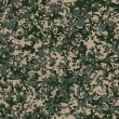 Military Fabric Pattern. Seamless Texture. - Stock Photo