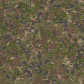 Summer Camouflage Pattern. Seamless Texture. — Stock Photo
