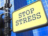 Stress Concept. — Stock Photo
