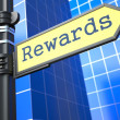 Reward Concept. — Stock Photo