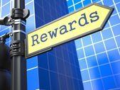 Reward Concept. — Stock Photo
