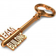 Team Building - Golden Key. — Stock Photo #29245627