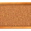 Cork Bulletin or Message Board. — Stock Photo