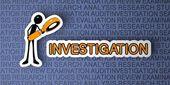 Investigation Concept. — Stock Photo