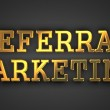 Referral Marketing. Business Concept. — Stock Photo #29642851