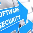 Software Security. Information Concept. — Stock Photo