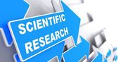 Scientific Research. Science Concept. — Stock Photo