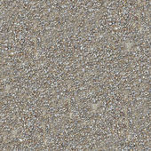 Seamless Texture of Gravel Country Road. — Stock Photo