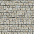 Seamless Texture of  Wall With Decorative Stone. — Stock Photo