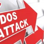 ������, ������: DDOS Attack Information Concept