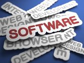 Software Concept. — Stock Photo