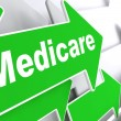 Medicare. Medical Concept. — Stock Photo