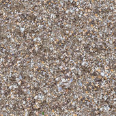 Seamless Texture of Fragment Mixed Soil. — Stock Photo
