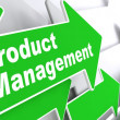 Product Management. Business Concept. — Stock Photo
