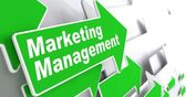 Marketing Management. Business Concept. — Stock Photo