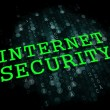 Internet Security. Information Technology Concept. — Stock Photo