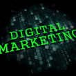 Digital Marketing. Business Concept. — Stock Photo