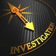 Investigation. Information Background. — Stock Photo #32717033