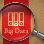 Big Data Concept. — Stock Photo #33233065