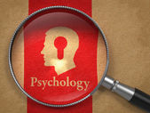Psychology Concept. — Stock Photo