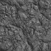 Coal Closeup. Seamless Tileable Texture. — Stock Photo