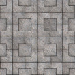 Stock Photo: Paving Slabs. Seamless Tileable Texture.