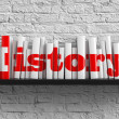 History. Education Concept. — Foto Stock