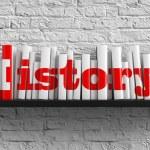 History. Education Concept. — Stock Photo #34766673