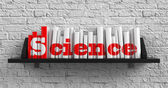 Science. Education Concept. — Stock Photo