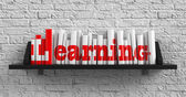 Learning. Education Concept. — Stock Photo