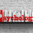 Psychology. Education Concept. — Stock Photo