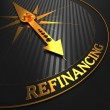 Refinancing. Business Background. — Stock Photo #35020375