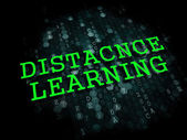 Distance Learning. Business Educational Concept. — Stock Photo