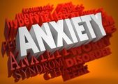 Anxiety Concept. — Stock Photo