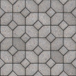 Paving Slabs. Seamless Tileable Texture. — Stock fotografie
