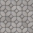 Paving Slabs. Seamless Tileable Texture. — Стоковая фотография