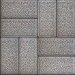 Granular Paving Slabs. Seamless Tileable Texture. — Stock Photo #38933385