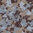Stock Photo: Winter Camouflage. Seamless Tileable Texture.