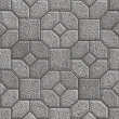 Paving Slabs. Seamless Tileable Texture. — Stock Photo #39584465
