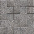 Paving Slabs. Seamless Tileable Texture. — Stock Photo #39584639