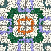 Pestrobarevné mozaiky. bezešvé tileable textura. — Stock fotografie