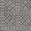 Paving Slabs. Seamless Tileable Texture. — Stock Photo #42971371